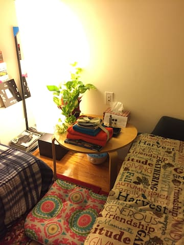 One cozy private BR close to the mecca of shopping