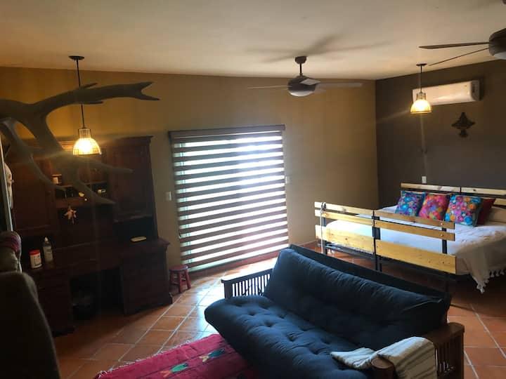Miramar Inn #3 Acogedor Estudio Western