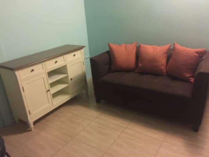 Claristine's cozy hideaway