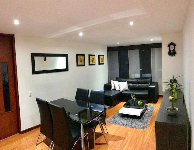 Lujoso Apartamento en Bogotá cerca al Aeropuerto