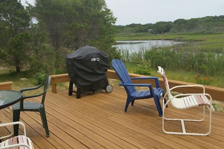 Cape Cod Waterfront House, Spectacular Views, Fun! - West Dennis - 獨棟