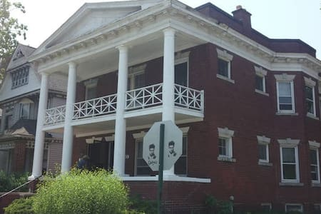 Historic District Flat - Overflow Room - Détroit