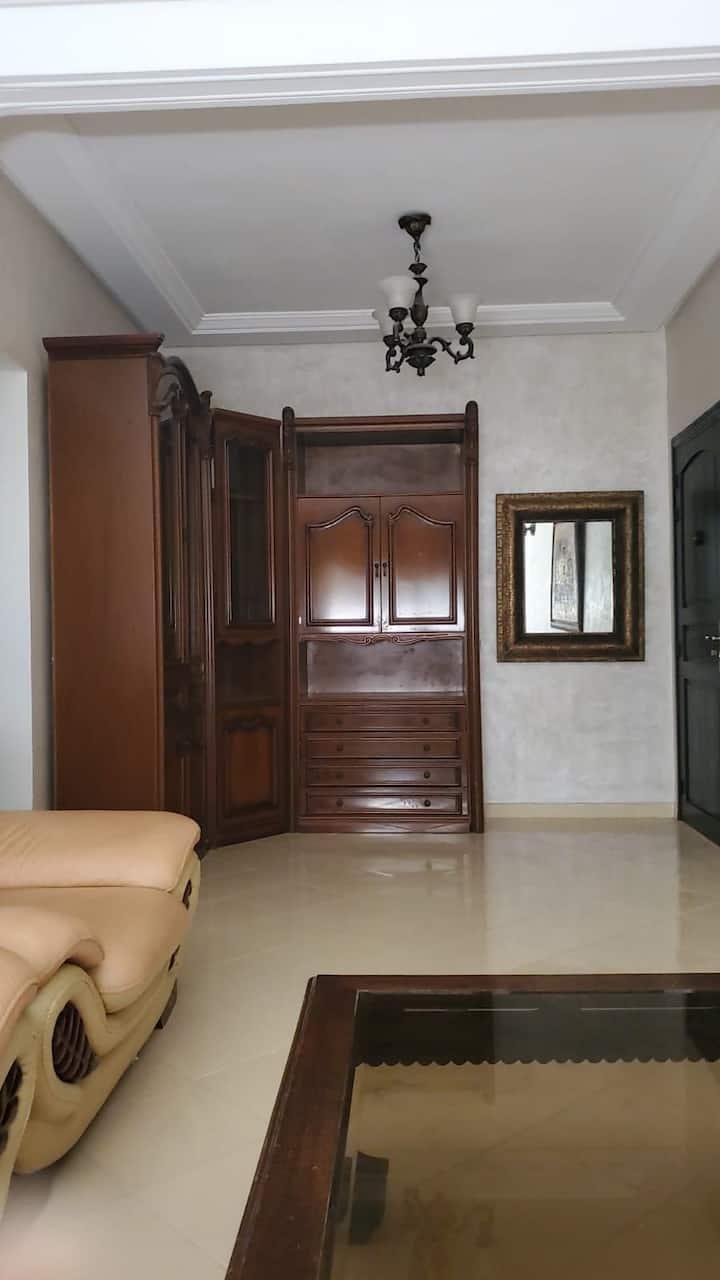 Luxueux appartement à Fès - proche de l'aéroport
