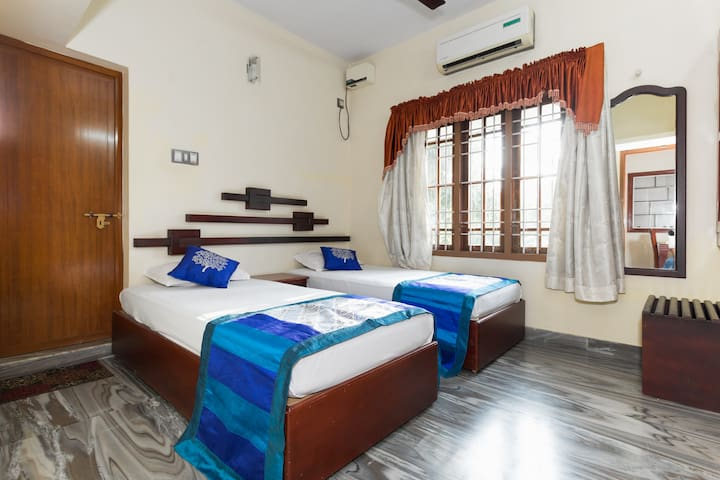 Private double room in cochin, Ernakulam - Kochi - Service appartement