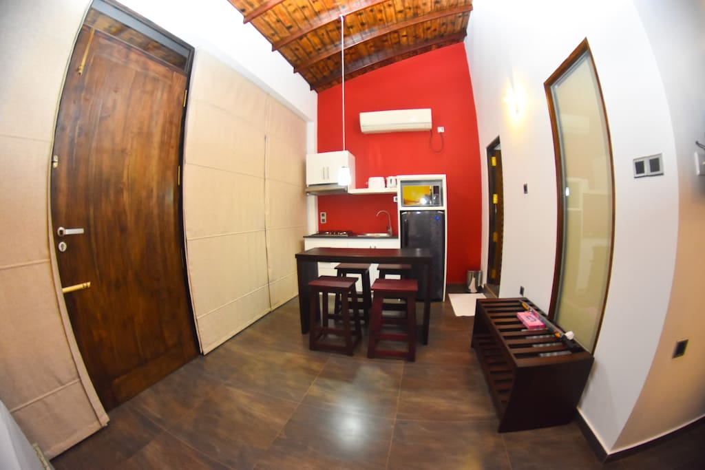 Studio Apartment A inside