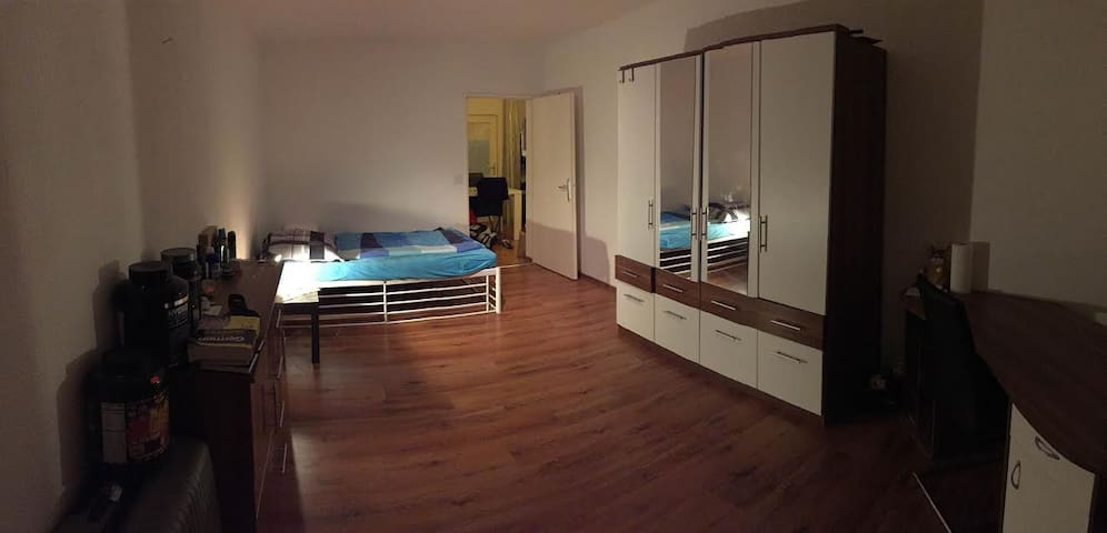 Cozy room for two very close to the city center - Berlin - Appartement
