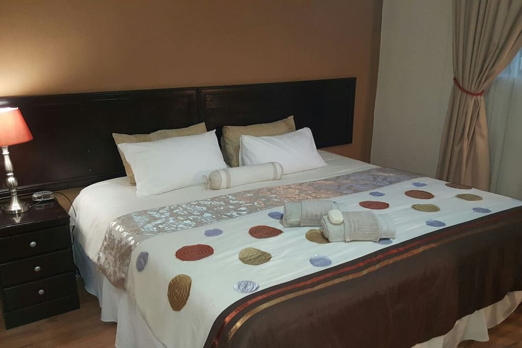 Single room- Couple or Single person all rooms style differ
