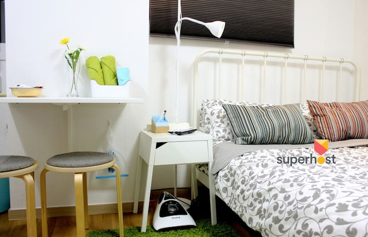 #Discount [H.o.H] Clean&Cozy @Home&Portable WiFi