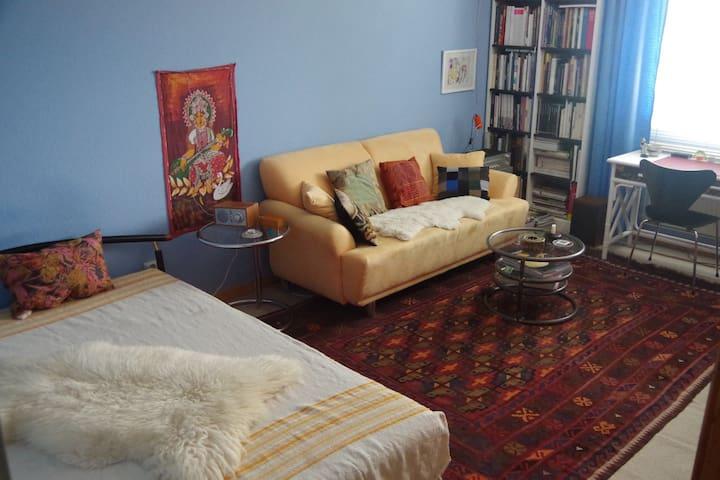 Einfamilienhaus in idyllischer Ortsrandlage