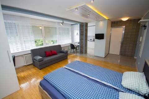 Marshall Apartment 200m from Belgrade city center