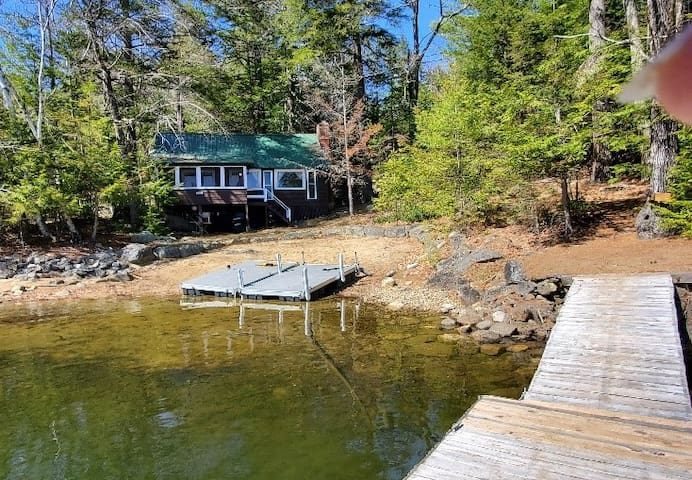 Beautiful 3 Bedroom Cabin with Stunning NH Views!