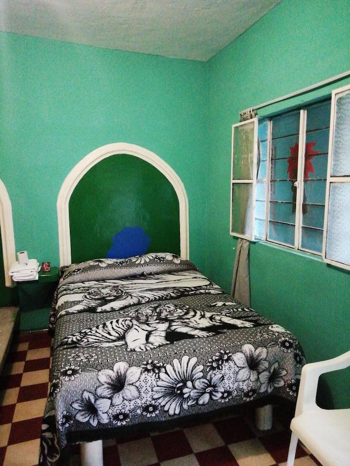 Hotel, casa de huéspedes Anenecuilco