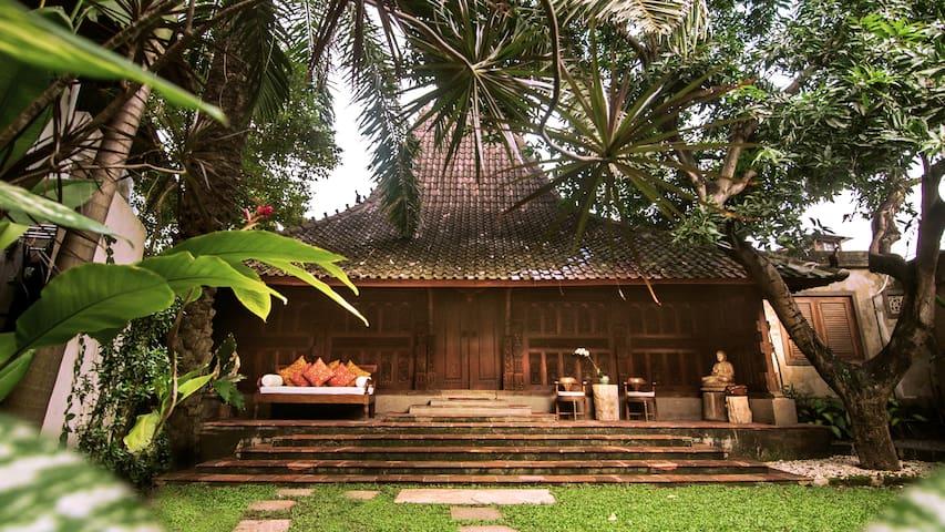 Soobali Uma Joglo - Denpasar Barat - Villa