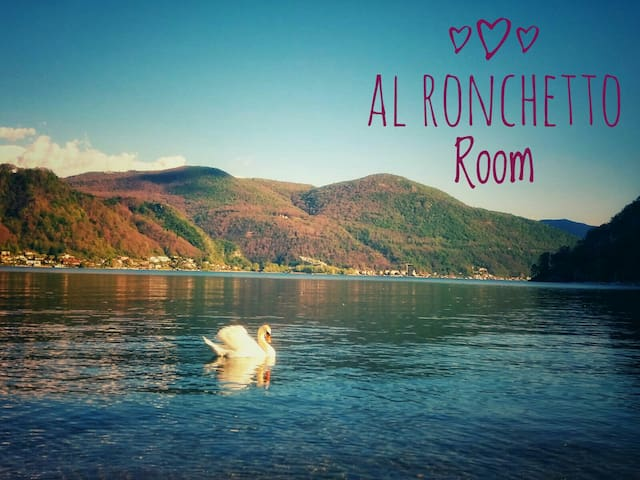 """Al Ronchetto"" Room - Caslano - House"