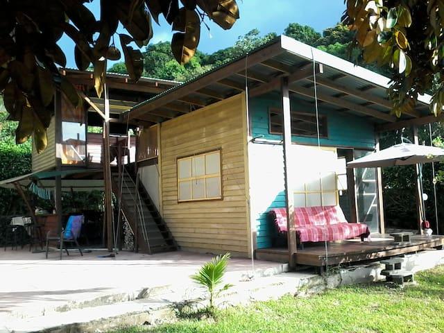 Bungalow - Mo'orea - Casa