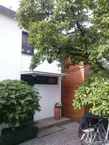 Privatzimmer im Einfamilienhaus Nähe Düsseldorf