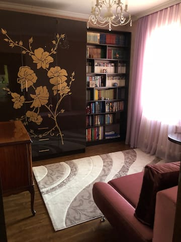 Cozy apartment in the center of Astana