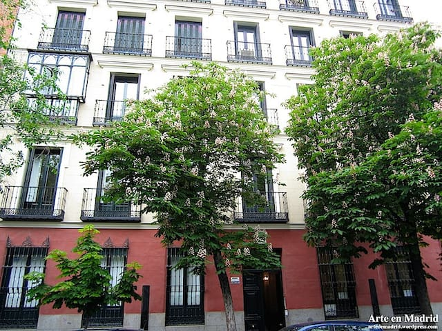 Cozy studio in the heart of Madrid! COVID-FREE