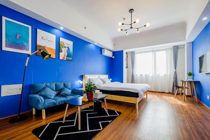 万达广场海之蓝寓所