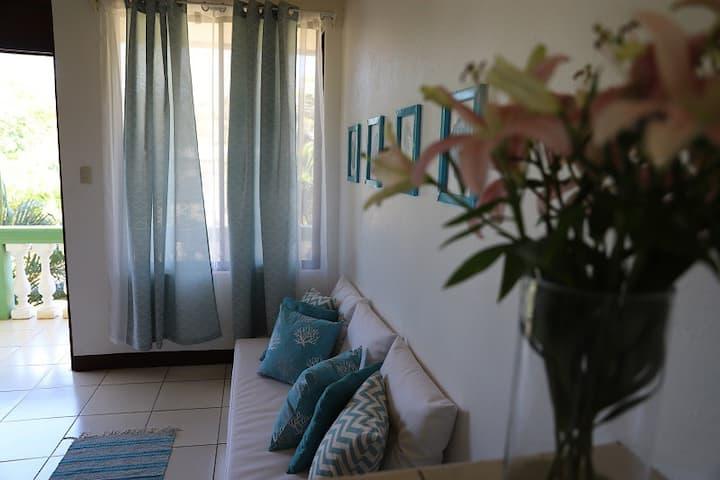The Blue - Apartamento a  10 minutos de Tamarindo.