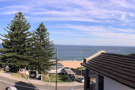 Idyllic beach house - great views 50m to the sand! - Forresters Beach