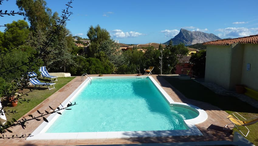 Pitrali Sea View Apt. Sardinia - Monte Petrosu - Appartement