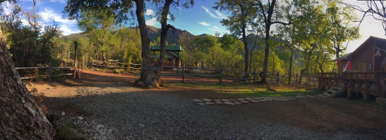Loft para 3-4 personas Valle Las Trancas