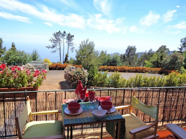 Perfect for those seeking countryside tranquility, walks and sun   Casa Paddock