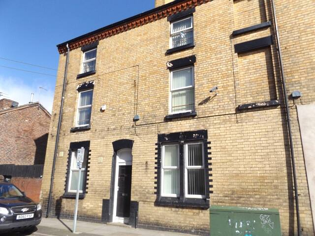 Double Rooms Close To City Centre - Liverpool - House