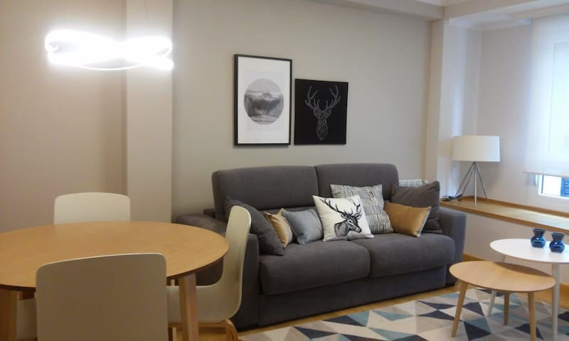 Apartamento turistico en el centro de Lugo.1
