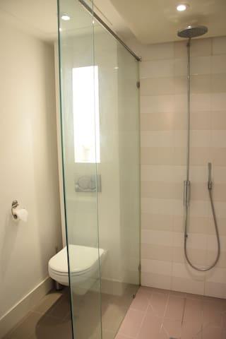 Chambre 1- salle de douche en -suite