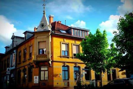 2 Zimmer Wohnung im Hotelgebäude - Pforzheim