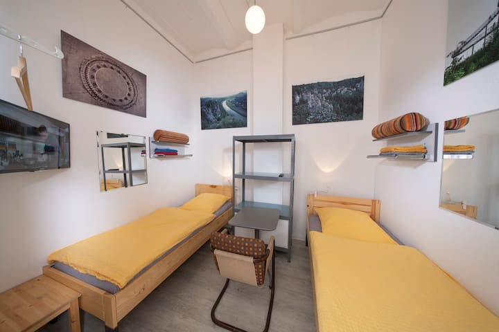 A2 Doppelzimmer