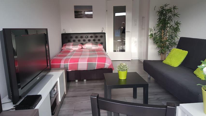 Luxe appartement met balkon - Wijk aan Zee - Appartement