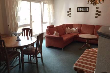 Wohnung im Zentrum von Mayrhofen - Mayrhofen - Apartament