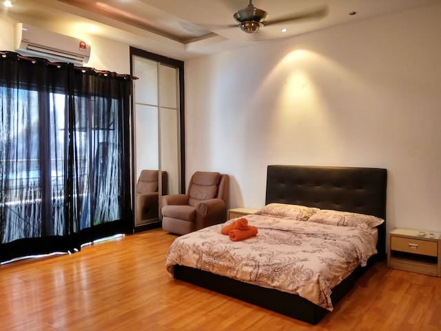 Cozy Studio near Bukit Bintang & Twin Tower 3.1