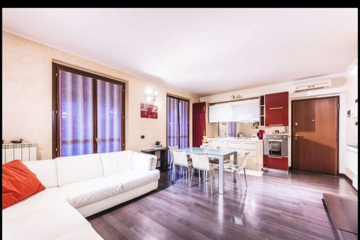 Il Bisso Home:  3 min from Malpensa & free parking