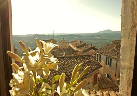 Casa nell'antico Borgo a Poggio Catino
