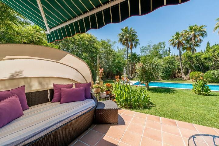 Magnifica finca con fantasticos jardines - Santa Maria del Camí - Villa
