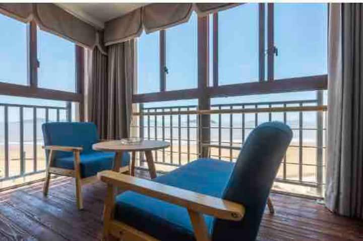 嵊泗天悦湾滨海度假海景公寓「海龟」南长途沙滩嵊泗本岛