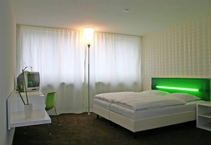 Zimmer im Grenzen Straßburg und Kehl