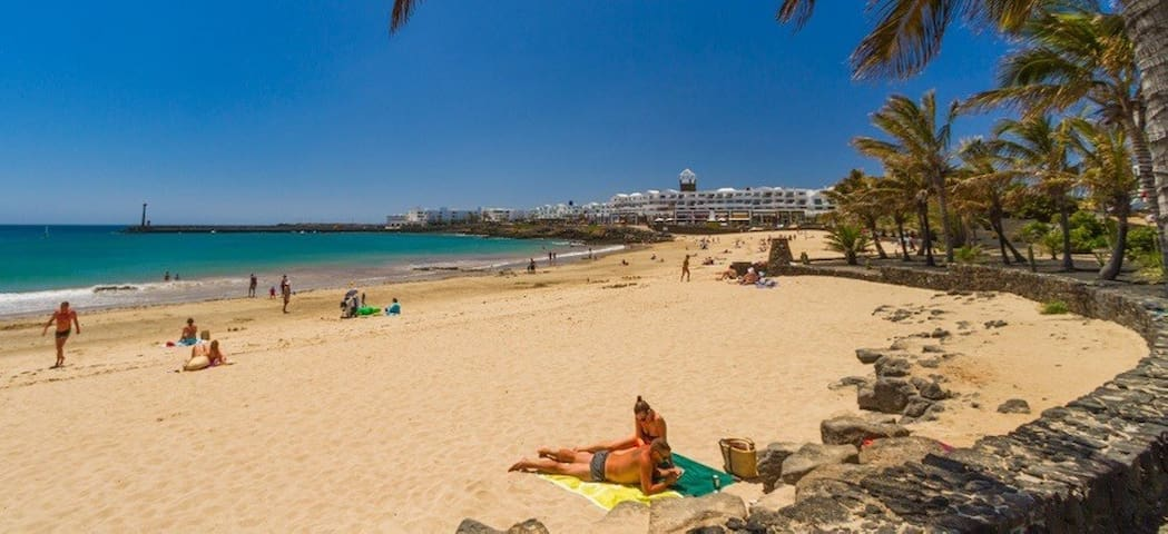 Double bedroom in a residencial - Costa Teguise - Rivitalo