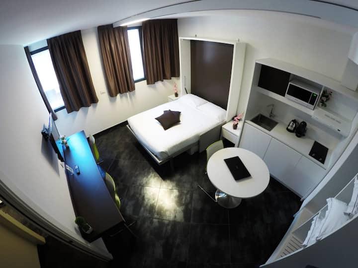 Appartamenti a pochi passi dall'Aeroporto-Bergamo
