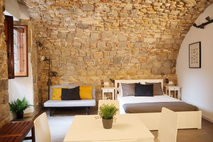 Lateral Rooms-Girona Catedral SANT NARCIS