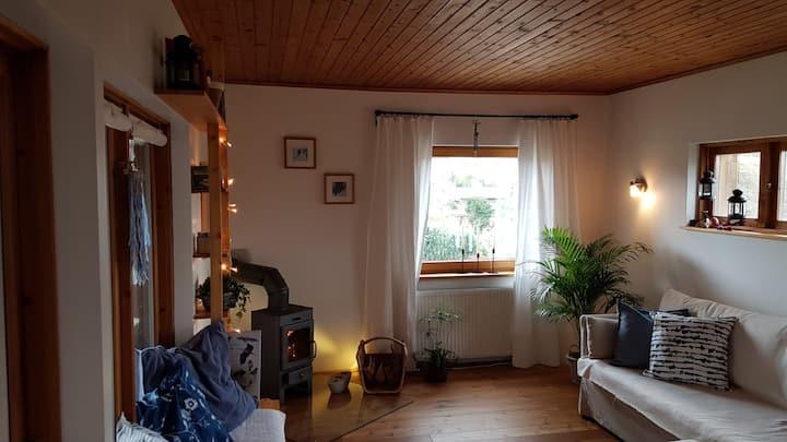 Alleinstehendes Ferienhaus am Plöner See