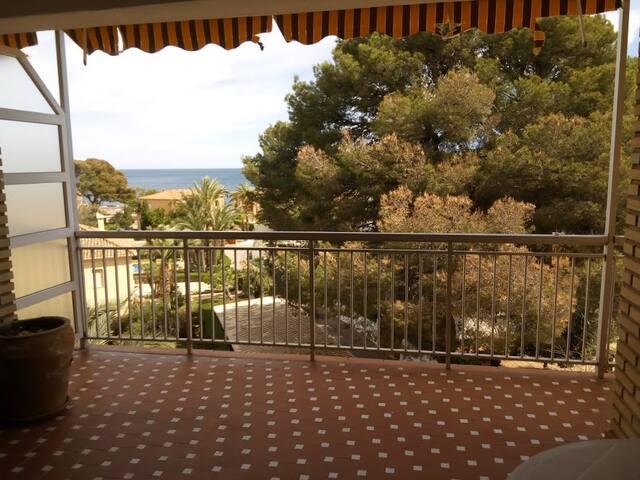 Apartamento en las Rotas con vistas al  Mar