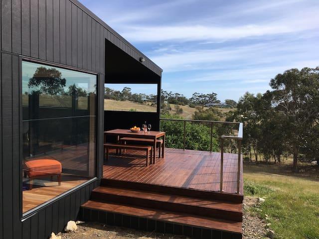 Architecturally Designed Rural Retreat