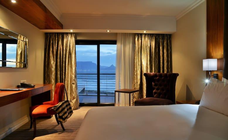 Sea Facing Table Mountain Twin Room