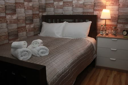 Private DOUBLE room with FREE Full Irish BREAKFAST - Castleconnell - Hus