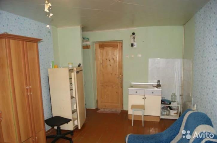 Комната в Павлово у вокзала.